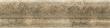 Текстура плитки Moldura Bolonia Ocre 5x20