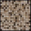 Изображение Mix Мозаика мрамор полированная MT-88-15P (0152/MP) 1,5х1,5