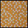 Изображение Mix Мозаика стеклянная KM-008 1,5х1,5