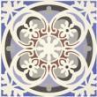 Текстура плитки Victorian Centro Nou 20x20