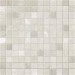 Текстура плитки Evolve Linea White Mos. Dek. 30х30