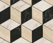 Текстура плитки Marvel Pro Warm Esagono Mosaic 30x35