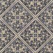 Текстура плитки Pav. Lisboa Blu 20x20
