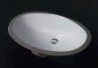 Фото сантехники Раковина встраиваемая снизу, 60х43 см, белая керамика