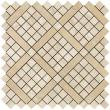 Текстура плитки Marvel Pro Trav. Alabastrino Diagonal Mosaic 30.5x30.5