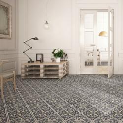 Интерьерные фото плитки из коллекции Lisboa