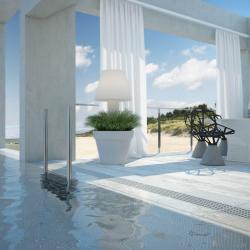 Интерьерные фото плитки из коллекции Pool Solutions
