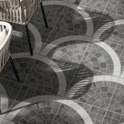Интерьерные фото плитки из коллекции Sanremo