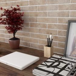 Интерьерные фото плитки из коллекции Brick Style