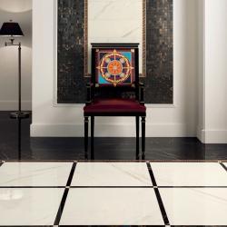 Интерьерные фото плитки из коллекции Marble