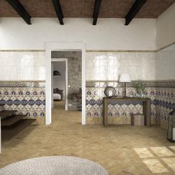 Интерьерные фото плитки из коллекции Aranjuez