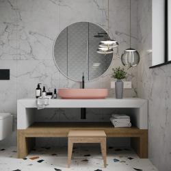 Частный интерьер. Детская ванная комната