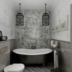 Ванная La Fabbrica/Astra, Grazia/Vintage, Peronda Ceramicas/Foresta-Benton
