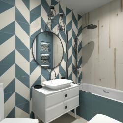 Ванная комната Italon/Element Silk