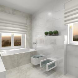 Ванная комната Italgraniti/White Experience