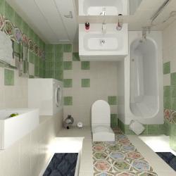 Ванная Mainzu/Cementine