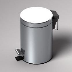 Фото сантехники Hospitality Ведро мусорное, 3 литра, хром