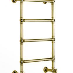 Фото сантехники Полотенцесушитель Armonia h98x6,25 см водяной ГВС, цвет золото