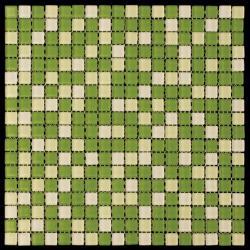 Изображение Mix Мозаика стеклянная KM-007 1,5х1,5