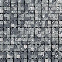 Изображение Mix Glass&Stone Мозаика микс PST002-15 1,5х1,5