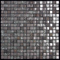 Изображение Mix Glass&Stone Мозаика микс PST-104 (MJ-104) 1,5х1,5