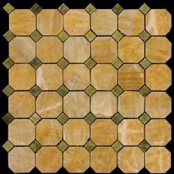 Изображение Octagon1 Мозаика полированная M073M068-BP 5х5