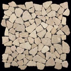 Изображение Paladium Мозаика из натурального камня M036-ML (Emperador Light)