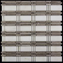 Изображение S-Line Мозаика из натурального камня  KB-P31 (XY-M031G-31P)
