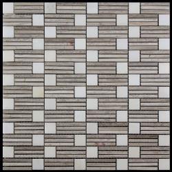 Изображение S-Line Мозаика из натурального камня  KB-P33 (XY-M031G-33P)