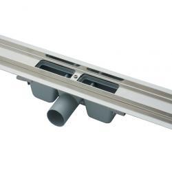 Фото сантехники Водоотводящий желоб 750 мм для перфорированной решетки