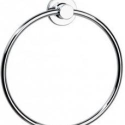 Фото сантехники Tecno Project Полотенцедержатель-кольцо, цвет хром