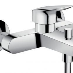 Фото сантехники Смеситель для ванны, цвет хром