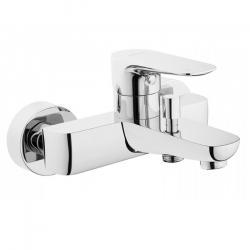 Фото сантехники X-Line Смеситель для ванны, цвет хром