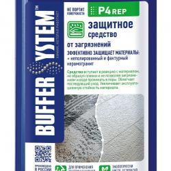 Строительная химия P4 Rep 1л, защита от загрязнений неполированного керамогранита