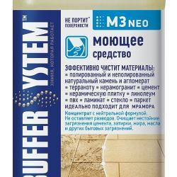 Строительная химия M3 neo, моющее средство 1 л