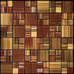 Изображение Ethnic Мозаика Стеклянная   WL-36A 2,3x2.3