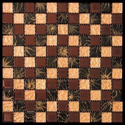 Изображение Flash Мозаика Стеклянная 5BD-021 (5BD-021C1) 2,58х2,58