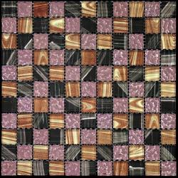 Изображение Flash Мозаика Стеклянная 5BD-091 (5BD-091C3) 2,58х2,58
