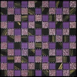 Изображение Flash Мозаика Стеклянная 5BD-092 (5BD-092C3) 2,58х2,58