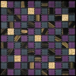 Изображение Flash Мозаика Стеклянная 5BFHD-2511B 2,58х2,58