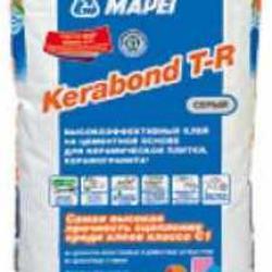 Строительная химия Kerabond T-R White 25 kg клей для плитки белый