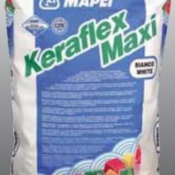 Строительная химия Keraflex Maxi White 25 kg клей для керамического гранита большого формата и натурального камня