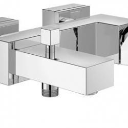 Фото сантехники Eurocube Смеситель для ванны, хром