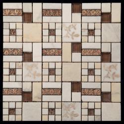 Изображение Antiko Мозаика из натурального камня PFM-7 (PFM-HSF-7)