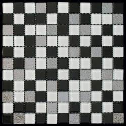 Изображение Color Palette Мозаика стеклянная глянцевая CPM-63 (CPM-163; PJC-163) 2,58х2,58