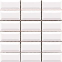 Изображение Metro Tiles White Glossy (PN) 5x10