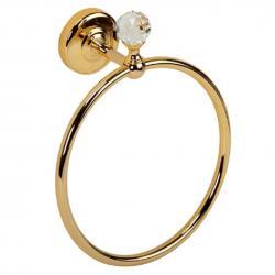 Фото сантехники Amerida Кольцо, цвет золото, Swarovski