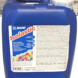 Строительная химия Isolastic  4,5 kg латексная добавка для клея
