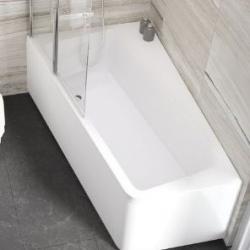 Фото сантехники 10градусов Ванна акриловая L 160x95, белая