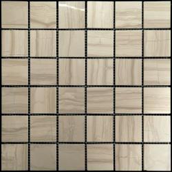 Изображение Adriatica Мозаика Mраморная Полированная M034-48P (M034-48P) 4,8х4,8